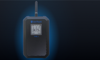 Industrial wireless thermometer THB 2